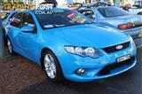 2008  Ford Falcon XR6 FG Sedan