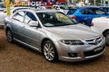 2006  Mazda 6 Luxury Sports GG1032 Hatchback