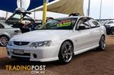 2003  Holden Commodore S VY Sedan