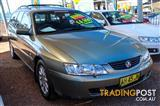 2003  Holden Commodore Equipe VY Wagon