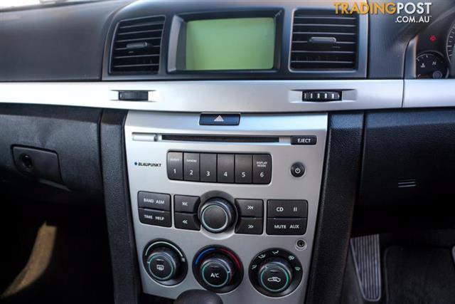 2008  Holden Commodore 60th Anniversary VE Sedan