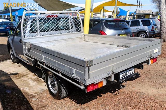 2007  Holden Rodeo DX RA Cab Chassis