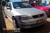 1999  Holden Astra Olympic TS Hatchback