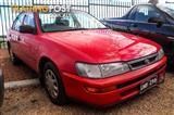 1996  Toyota Corolla CSi AE101R Sedan