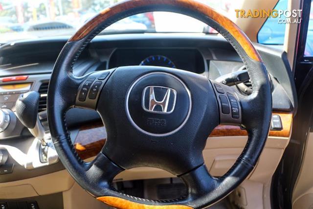 2004  Honda Odyssey Luxury 3rd Gen Wagon