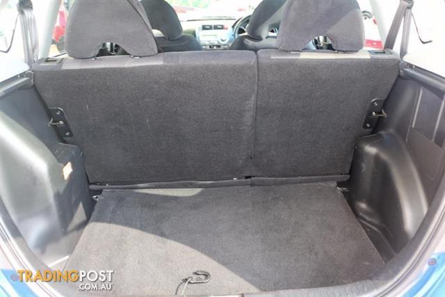 2005  Honda Jazz VTi GD Hatchback