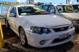 2006  Ford Falcon Ute XR6 BF Cab Chassis