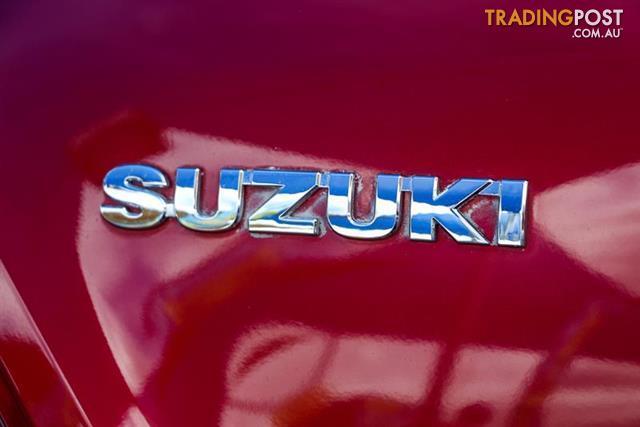 2013  Suzuki Swift GA FZ Hatchback