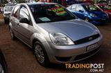 2004  Ford Fiesta LX WP Hatchback