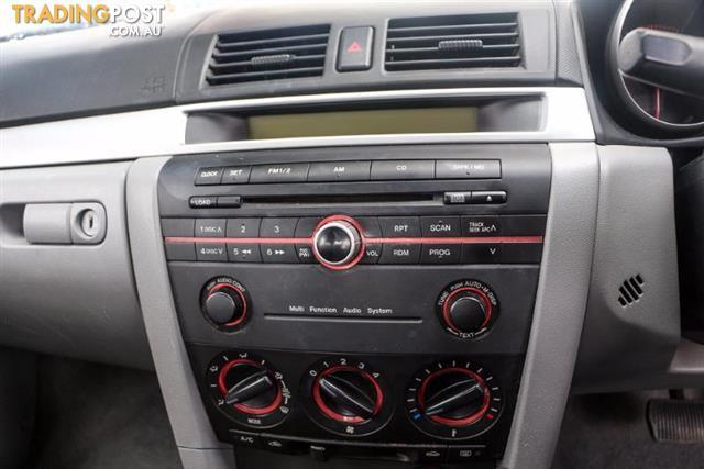 2004  Mazda 3 Neo BK10F1 Sedan