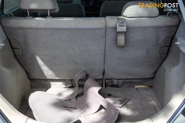 2006  Nissan Tiida ST-L C11 Hatchback