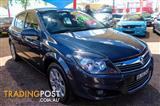 2008  Holden Astra 60th Anniversary AH Hatchback