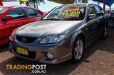 2003  Mazda 323 SP20 BJ II-J48 Hatchback