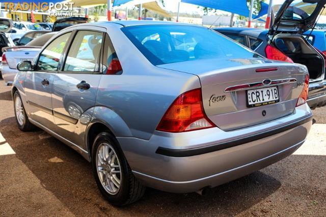 2004  Ford Focus LX LR Sedan