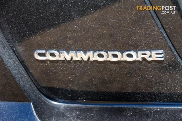 2004  Holden Commodore S VY II Sedan