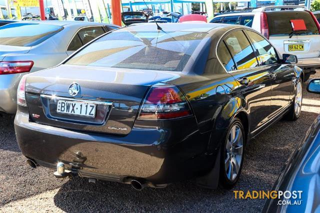 2007  Holden Calais V VE Sedan