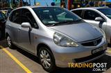 2002  Honda Jazz VTi GD Hatchback
