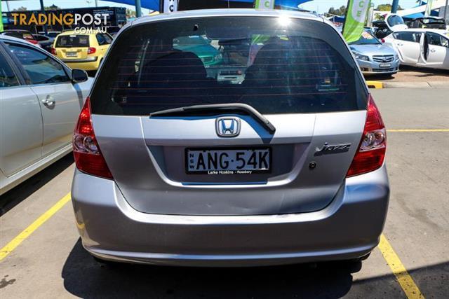 2002  Honda Jazz VTi GD Hatchback