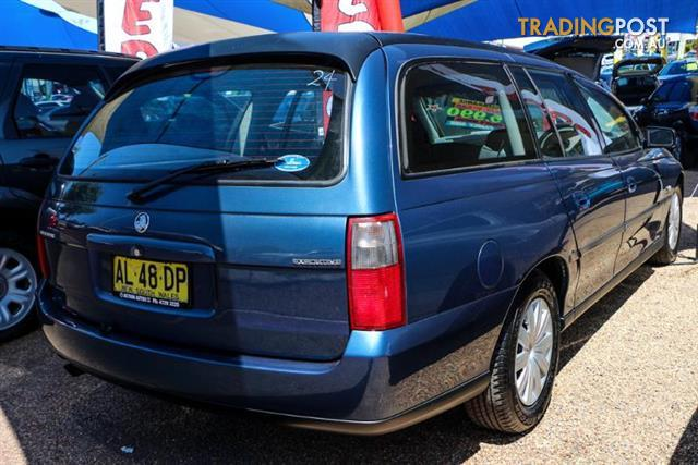 2003  Holden Commodore Executive VY Wagon