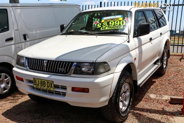 1998  Mitsubishi Challenger  PA Wagon