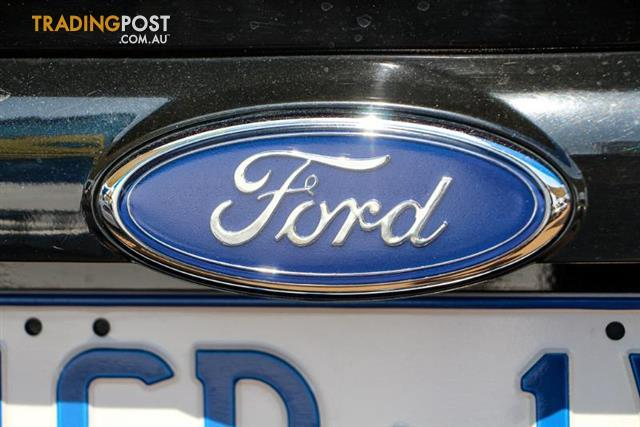 2009  Ford Falcon XR6 FG Sedan