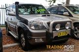 2005  Hyundai Terracan  HP Wagon