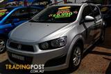 2012  Holden Barina CD TM Hatchback