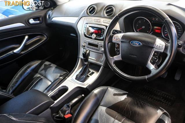 2007  Ford Mondeo TDCi MA Hatchback