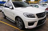2013  Mercedes-Benz ML63 AMG W166 Wagon