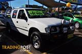 2001  Holden Rodeo LT TF R9 Utility