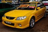 2002  Mazda 323 SP20 BJ II Hatchback