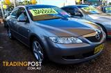 2002  Mazda 6 Luxury GG1031 Sedan