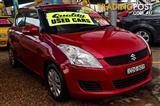 2011  Suzuki Swift GA FZ Hatchback