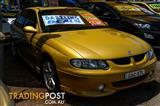 2002  Holden Commodore SS VX II Sedan