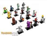 LEGO: Minifigures Series 14 (FULL SET)