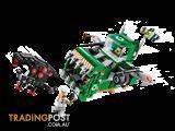 70805 THE LEGO MOVIE: Trash Chomper