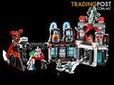 70809 THE LEGO MOVIE: Lord Business Evil Lair