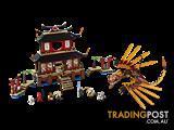 2507 LEGO NINJAGO: Fire Temple