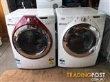 Whirlpool Sports 10 kg front load washing machine - WFE1210CW
