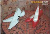 Genuine leather Shoes from France and Italy Brand New
