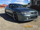2006 HOLDEN CREWMAN SS VZ MY06 CREW CAB UTILITY