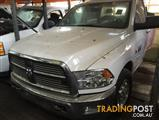 2009 CHRYSLER DODGE RAM 6.7ltr CUMMINS 6cyl  AUTO