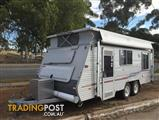 200I COROMAL POP TOP CARAVAN EX CEL 535