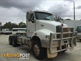2008 KENWORTH T358 DAY CAB CAB CHASSIS