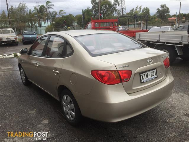 2008 hyundai elantra sx hd 4d sedan for sale in pooraka sa 2008 hyundai elantra sx hd 4d sedan. Black Bedroom Furniture Sets. Home Design Ideas