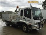2003 ISUZU FRR550 MEDIUM , Ex. SA WATER