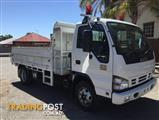 2007 ISUZU NPR300 150hp  AUTO TIPPER Ex. COUNCIL