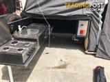 Pinnacle Camper Trailer
