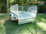 NO RUST TRAILERS.    8 x 5 Australian  made cage trailer.