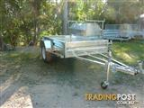 NO RUST TRAILERS.  Australian made 7 x 4 box trailer.